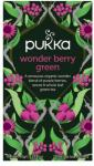 Pukka Wonderberry Green Te Ø Pukka - 20 Pose
