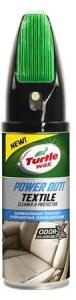 Turtle Wax Power Out! Textile Cleaner & Protector 400ml