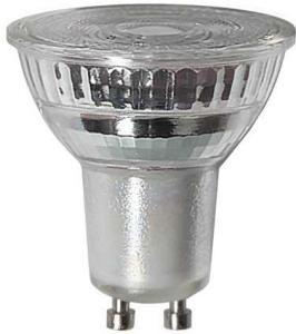 Spotlight LED Pære 4,5W 4000K 440lm GU10 Glass Dimbar Star Trading
