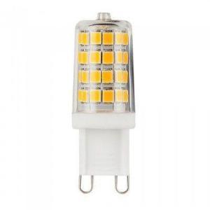 V-Tac 3W LED pære - Samsung LED chip, G9 - Kulør : Varm, Dimbar : Ikke dimbar