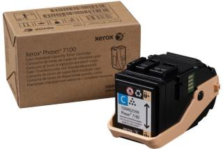 XEROX Phaser 7100 - cyan - original - tonerpatron (106R02599)