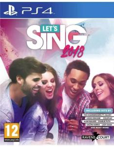 Best pris på Let's Sing 2021 (incl. 2 Microphones) (PS4