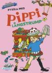 Pippi Langstrømpe aktivitetsbok