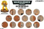 Sector Imperials 32mm Round Bases