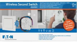 xComfort Wireless Second Switch Startpakke CPAD-00/215 4560763 xComfort GoWireless startpakker