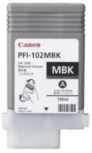 CANON PFI-102MBK (MATT SORT)