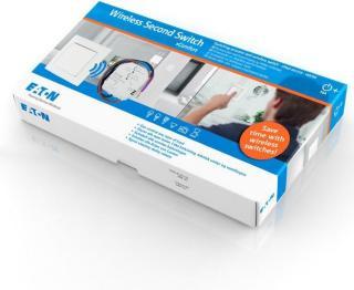Startpakke XComfort CPAD-00/215 Wireless Second Switch Eaton