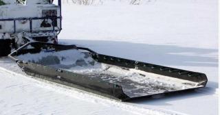 Iron Baltic Iron Baltic Cargo slede