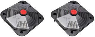 Be Basic Soldreven bassengvarmer 735 W sett med 2 stk -