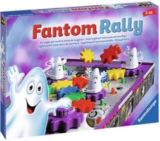 Fantom Rally Brettspill