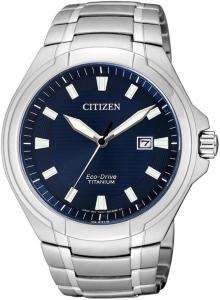 Citizen BM7430-89L Titanium Blå/Titan Ø42 mm