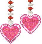Beistle Valentineshengere - Jul