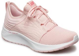 Skechers Girls Skyline Sneakers Sko Rosa Skechers