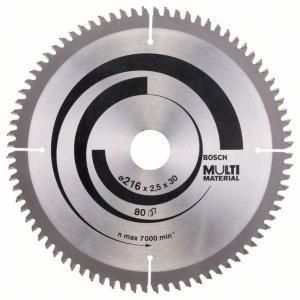 Universal sagblad Bosch MULTI MATERIAL Ø216 mm