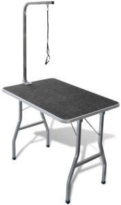 Trimmebord med galge 73 cm høyt