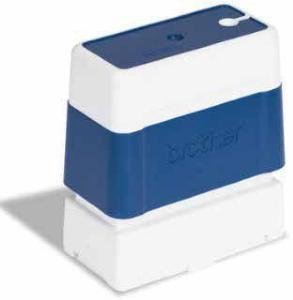 Brother Stamp PR-1438E6P Blue (PR1438É6P) 14x38mm VE 6 Stück für StampCreator SC-2000 Bestellartikel, NICHT stornierbar! (PR1438E6P)