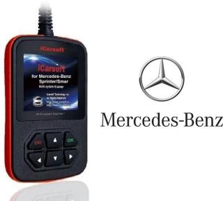 iCarsoft i980 - Mercedes Benz
