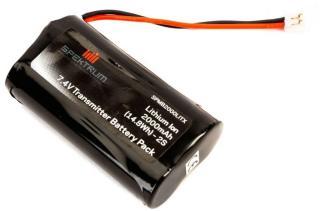 Spektrum 7,4V 2000mAh LiIon Senderbatteri DX9/DX8/DX7S