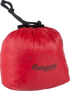 Bergans Raincover X-Large Red XL