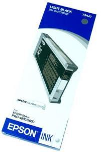 Epson T5447 Lys Sort 220ml Epson 4000/7600/9600