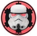 Batteridrevet LED vegglampe Stormtrooper