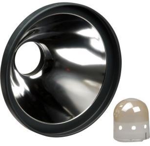 Broncolor PAR reflektor parabolisk form for kraftig lysstyrke