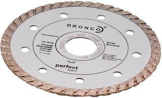 DRONCO Diamantblad Turbo F