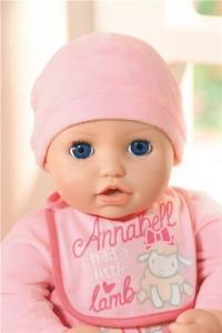 Baby Annabell Interaktiv Dukke 43 Cm