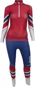 Swix Triac 2-pcs skisuite Womens, skidress dame Red 32546-90000 L 2019