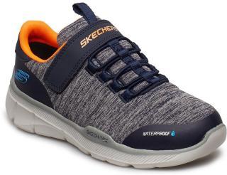 Skechers Boys Eaualizer 3.0 - Aquablast Sneakers Sko Blå Skechers