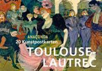 Postkartenbuch Henri de Toulouse-Lautrec Anaconda Verlag