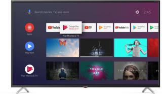 SHARP 65Ë 4K UHD Android TV (LC-65BL3EA)