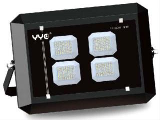 Led lyskaster 200 watt, Naturlig hvit, 17.000 lumen, IP66.