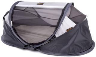 DERYAN Vindskjerm Baby Luxe 100x30x0,5cm grå