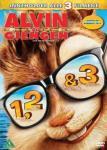 Alvin og gjengen 1-3 (3 disc)