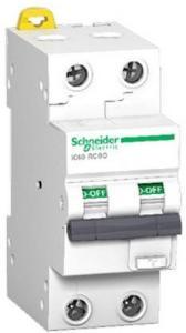 Schneider Jordfeilautomat IC60 2P 32A 30MA B 10kA Schneider Electric