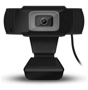 LogiLink HD webkamera med mikrofon 720p