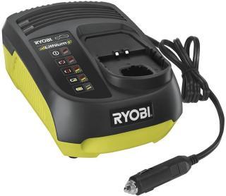 Batterilader Ryobi Rc18118C One+ För 12V-Uttag