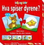 Egmont Hva Spiser Dyrene? - Norsk Utgave Egmont Kids Media