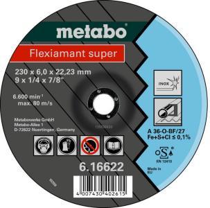 Slipeskive Metabo 150x6 mm