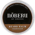 Kjøp  Beard Balm, Sandalwood 30 ml Nõberu of Sweden Skjeggolje & Balm  Fri frakt Nõberu of Sweden