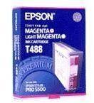 Epson Magenta, lys magenta - original - blekkpatron (C13T488011)