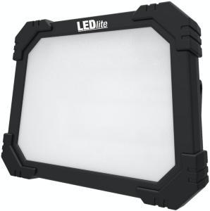 KCL Arbeidslampe LED frostet 47W