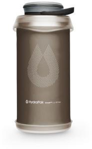 Hydrapak Stash Bottle 1 L, Mammoth Grey, OneSize