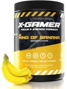 X-GAMER - X-Tubz King of Banana 60 Servings(600g)   AF5W9B