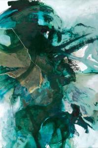 Malerifabrikken Poster Green One Unisex Grønn