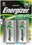 ENERGIZER Rech Power Plus D 2500 mAh (2-pack) (E300322000)