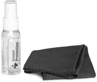 Sweet Protection Cleaning Set - Brillerens - Black (850014-BLACK-OS)