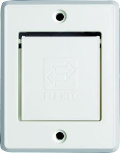 Flexit Utblåsningsventil for sentralstøvsuger