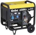Gebe strømaggregat 6500 DC3 230